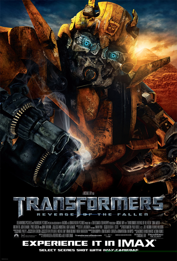 Download – Transformers 2: A Vingança dos Derrotados – 2009